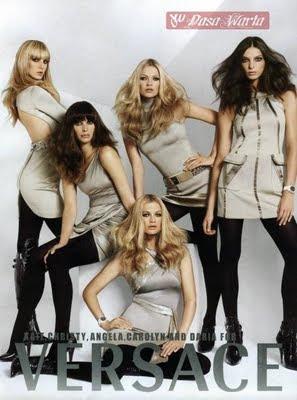 Versace top fashion brand 2013