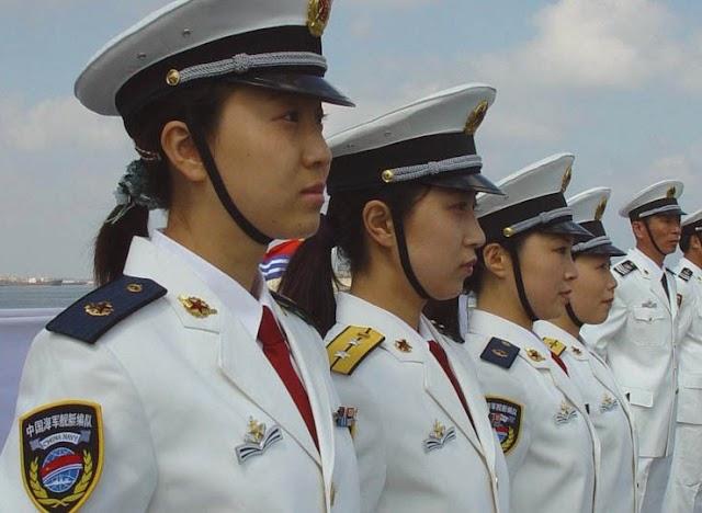 China at Sea