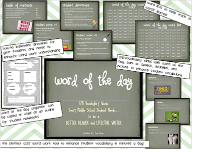 http://www.teacherspayteachers.com/Product/Word-of-the-Day-CCSS-Word-Work-for-Middle-School-UPDATED-2014-267045