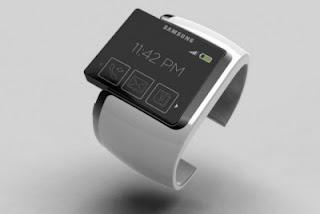 Samsung Siap Hadirkan Jam Tangan Pintar