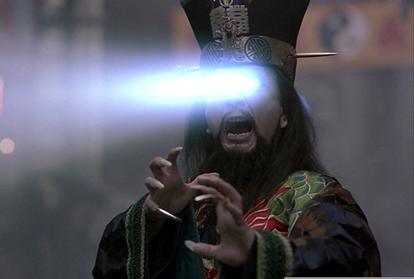 Big trouble in little China - Lo pan