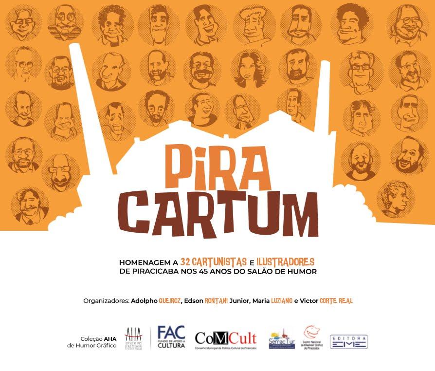 """""""PiraCartum"""" - Salão Internacional de Humor de Piracicaba (2018)"""