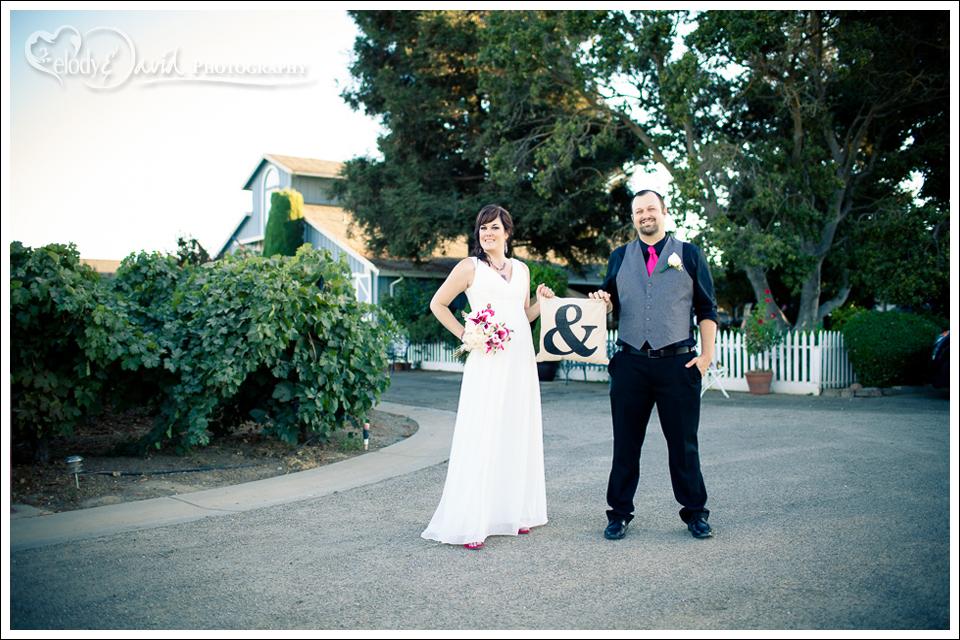 Harmony Wynelands wedding