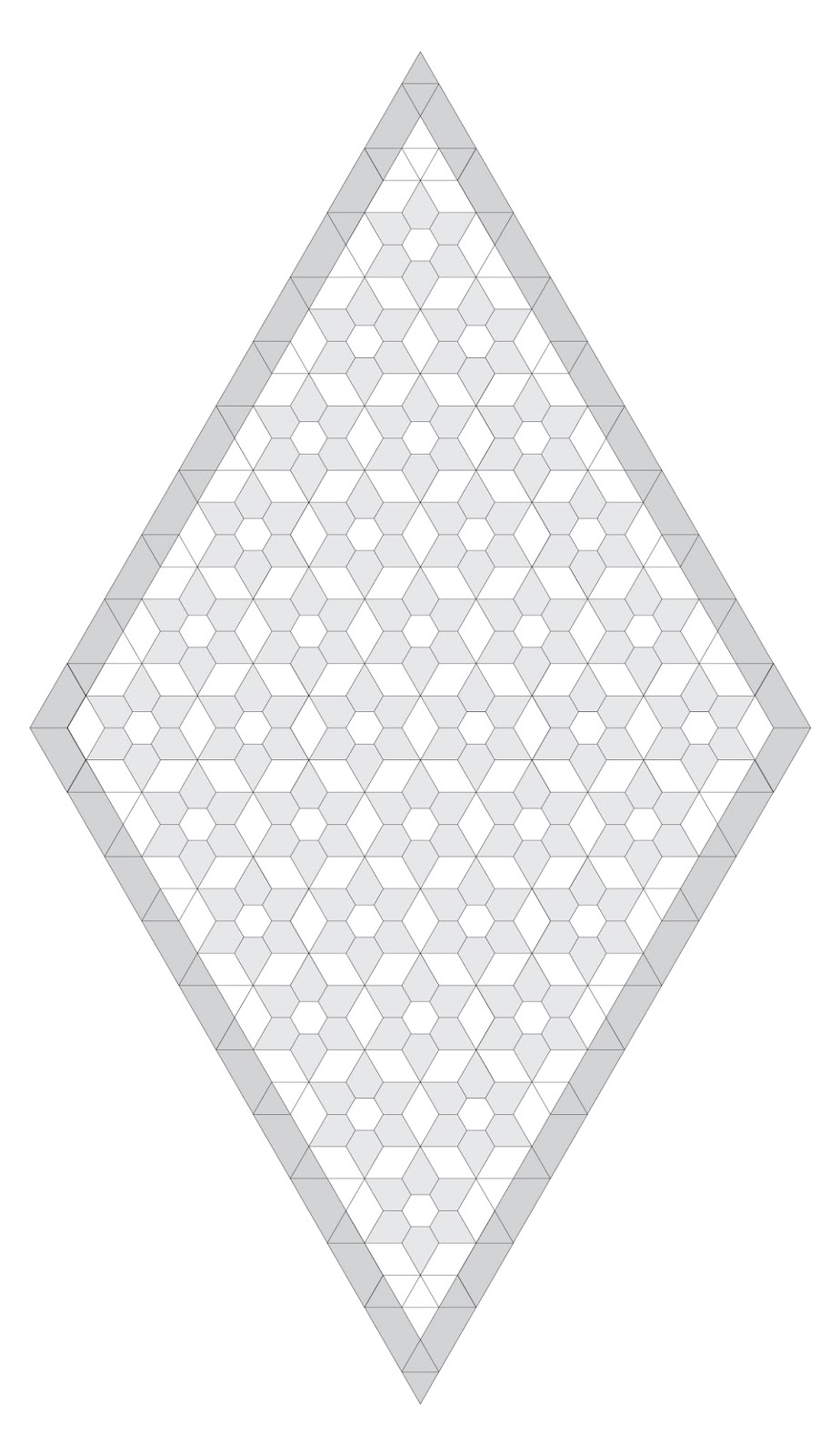 I am luna sol free quilt pattern diamond jewel star quilt follow the diagram to piece together your quilt pronofoot35fo Choice Image