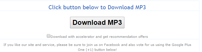 cara download mp3 dari youtube dengan mudah