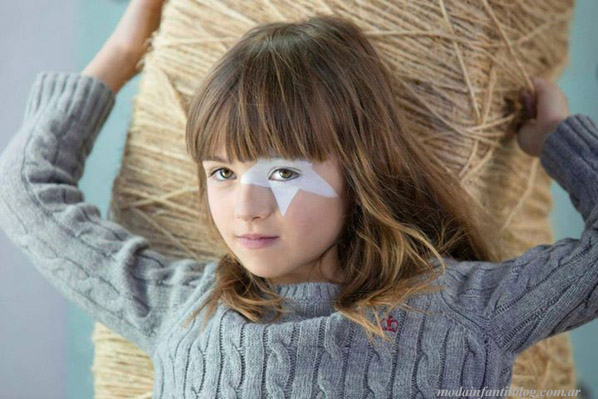 abrigos para niñas otoño invierno 2014 paula cahen danvers