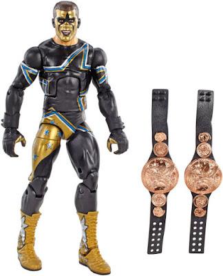 TOYS : JUGUETES - WWE : Elite Collection  Series #36 - Stardust   Figura de accion - Muñeco  Producto Oficial Wrestling 2015   Mattel CHT55   A partir de 8 años  Comprar en Amazon España & buy Amazon USA