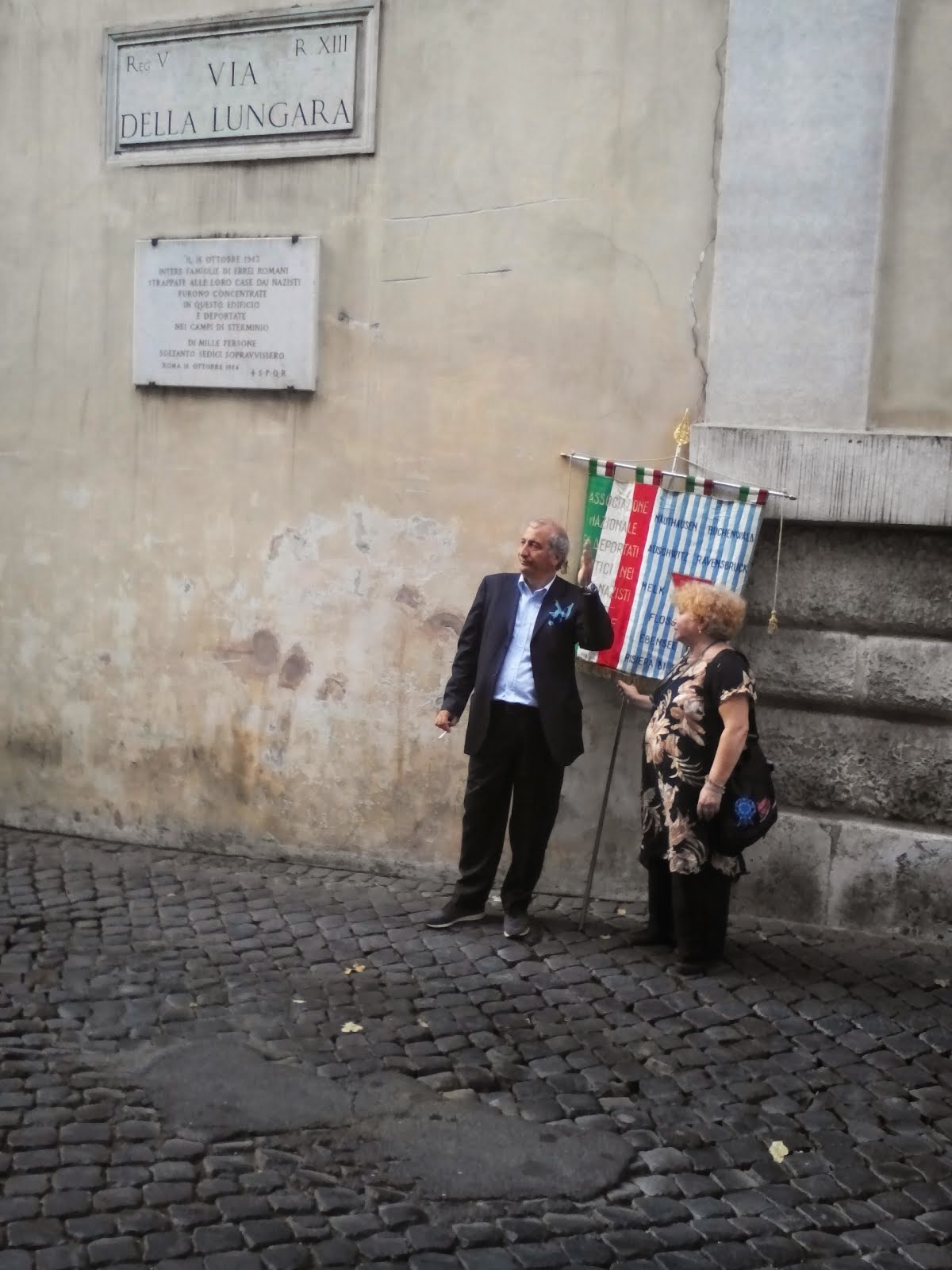 Rastrellamento del ghetto: 16 ottobre 1943