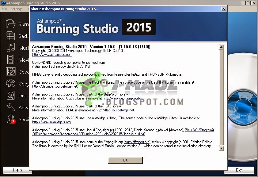 Download Ashampoo Burning Studio Full Version