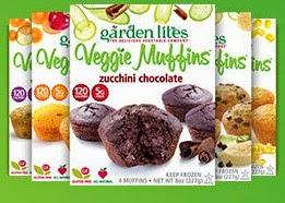 Airplanes and dragonflies garden lites veggie muffins review - Garden lites blueberry oat muffins ...