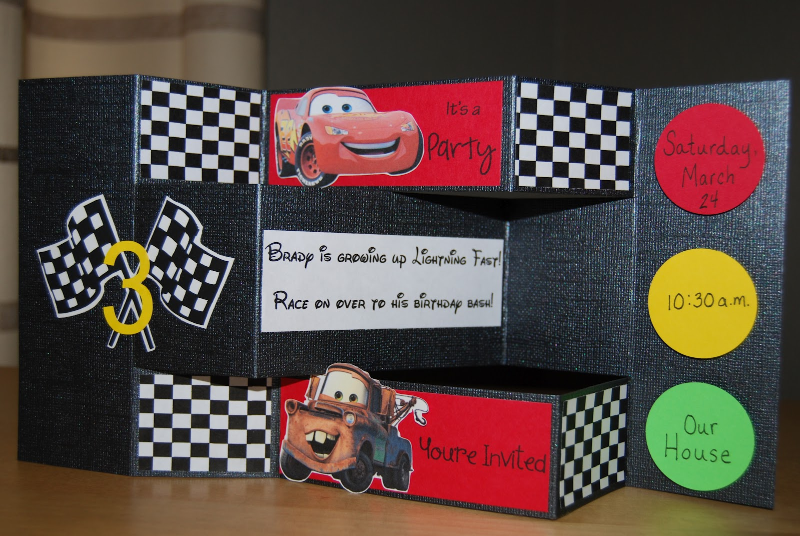 Crafty teacher mom disney cars birthday party disney cars birthday party solutioingenieria Image collections