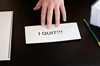 Contoh surat pengunduran diri kerja yang benar