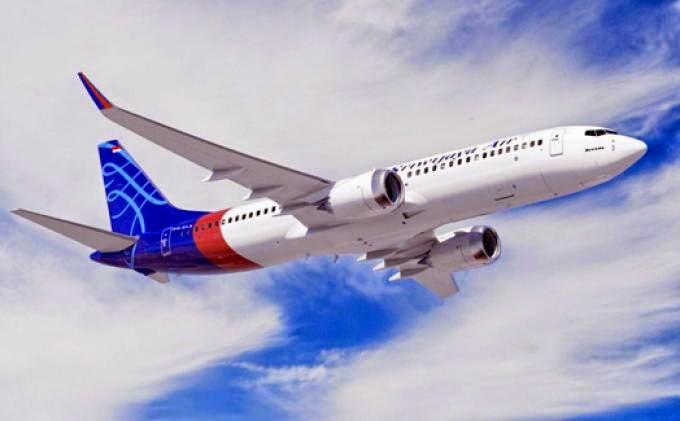 Informasi Harga Tiket Pesawat Sriwijaya Air Januari April 2015