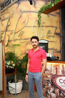 Bollywood Actor Aamir Khan grace the Cafe Cocoa's Explorations at C'est La Vie