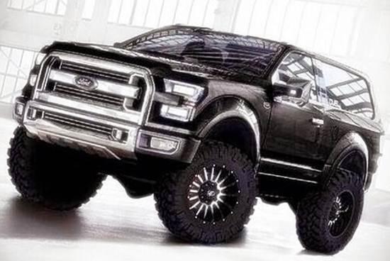 New 2016 Ford Bronco Release Date | DRISOPRINT
