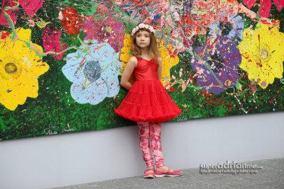 AELITA ANDRE 9 ANYS-YEARS