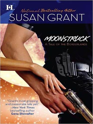 susan grant, moonstruck, book review