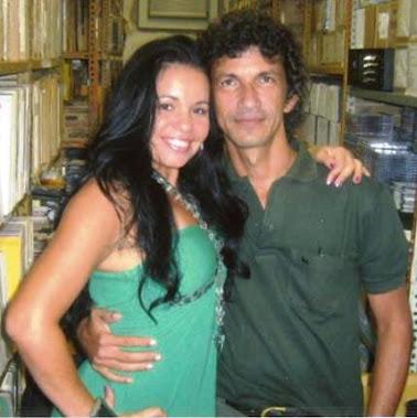 Andrea Carla e Assis Cavalcanti