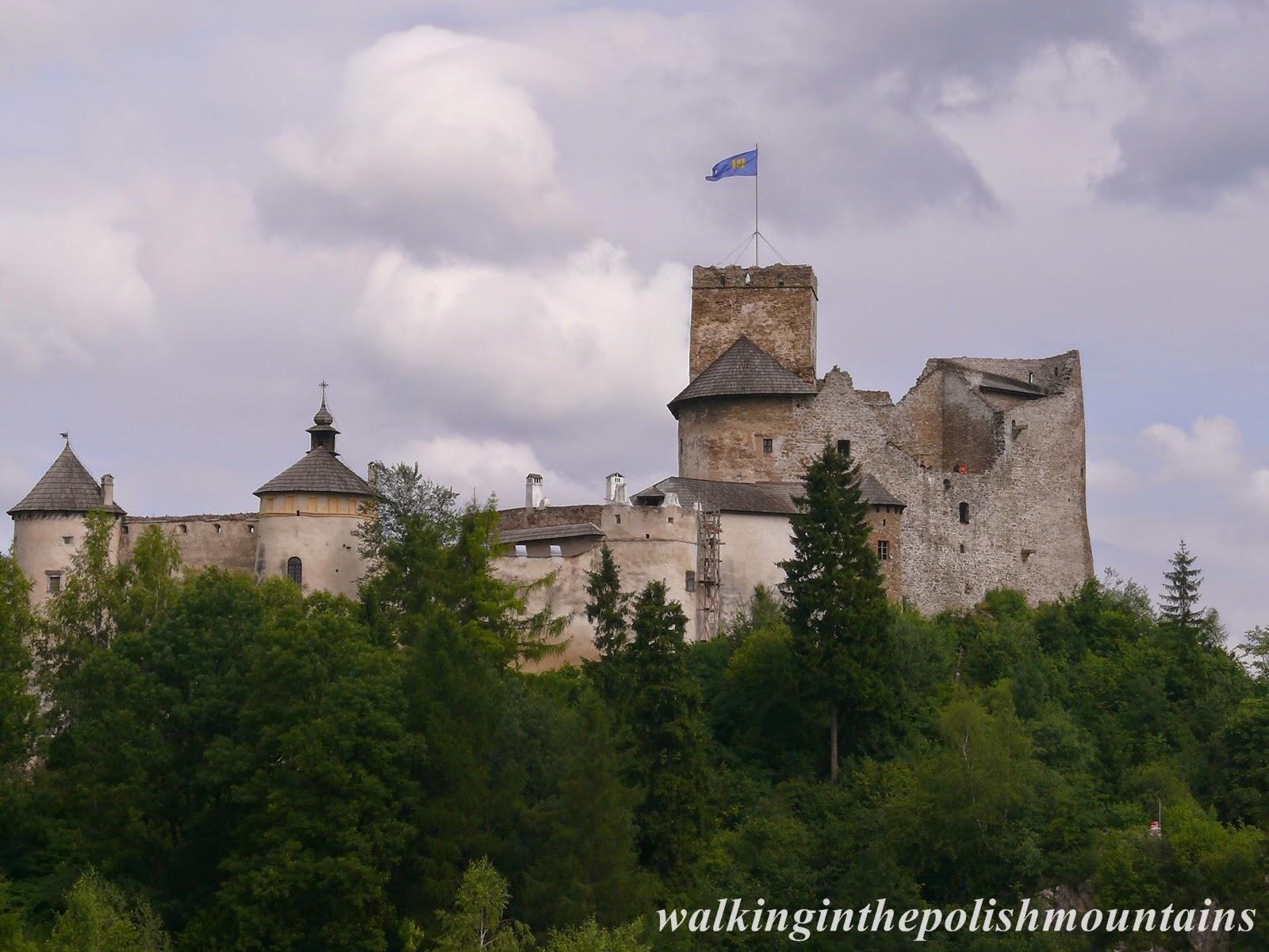 Castle in Niedzica