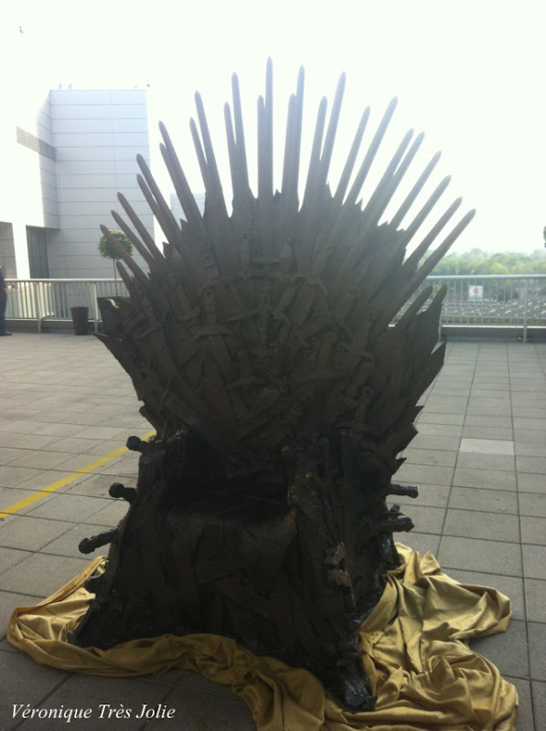 Game of thrones trono di spade sky hbo cosplayer