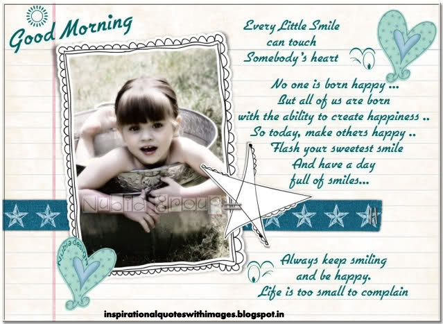 good morning text