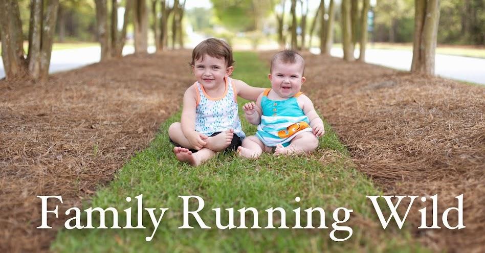 Family Running Wild