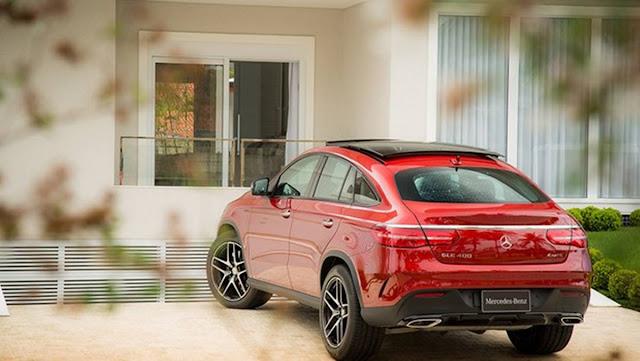 Mercedes-Benz GLE - Brasil