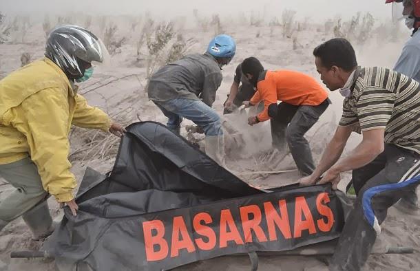 17 korban Sinabung dapat Rp11,5 juta