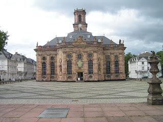 Iglesia de San Luis en Sarrebrück