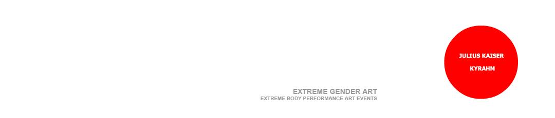 EXTREME GENDER ART