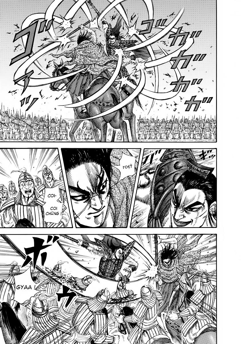 Kingdom – Vương Giả Thiên Hạ (Tổng Hợp) chap 165 page 16 - IZTruyenTranh.com