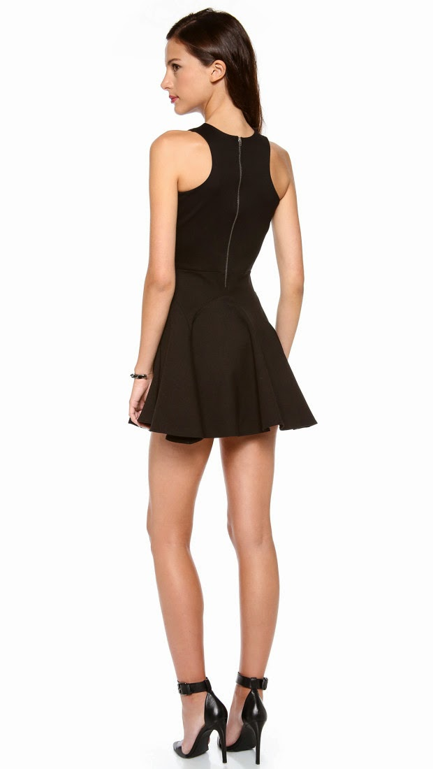 black party dresses pop