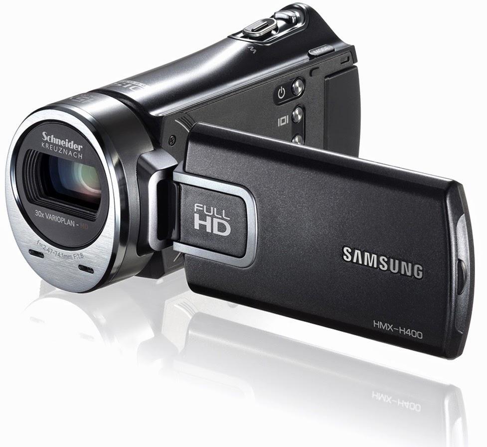 מצלמת וידאו סמסונג HMX-H400BP