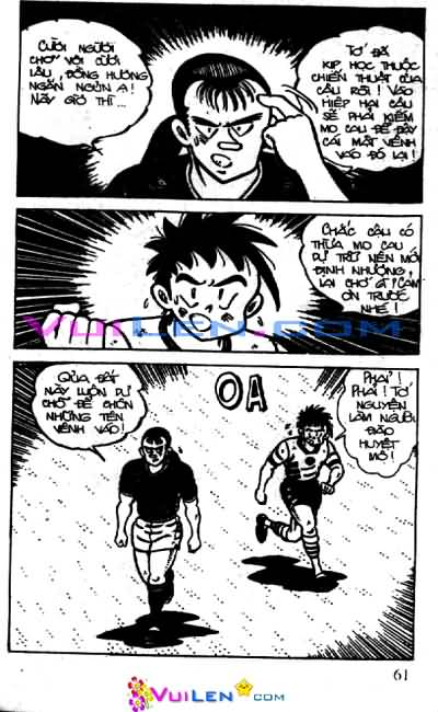 Jindodinho - Đường Dẫn Đến Khung Thành III  Tập 52 page 61 Congtruyen24h