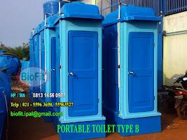 Portable Toilet Type B