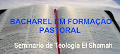 BACHAREL EM FORMAÇÃO PASTORAL