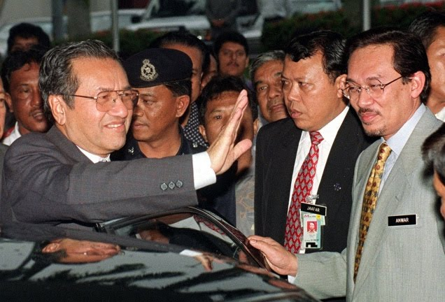 Tun M &  Anwar Ibrahim