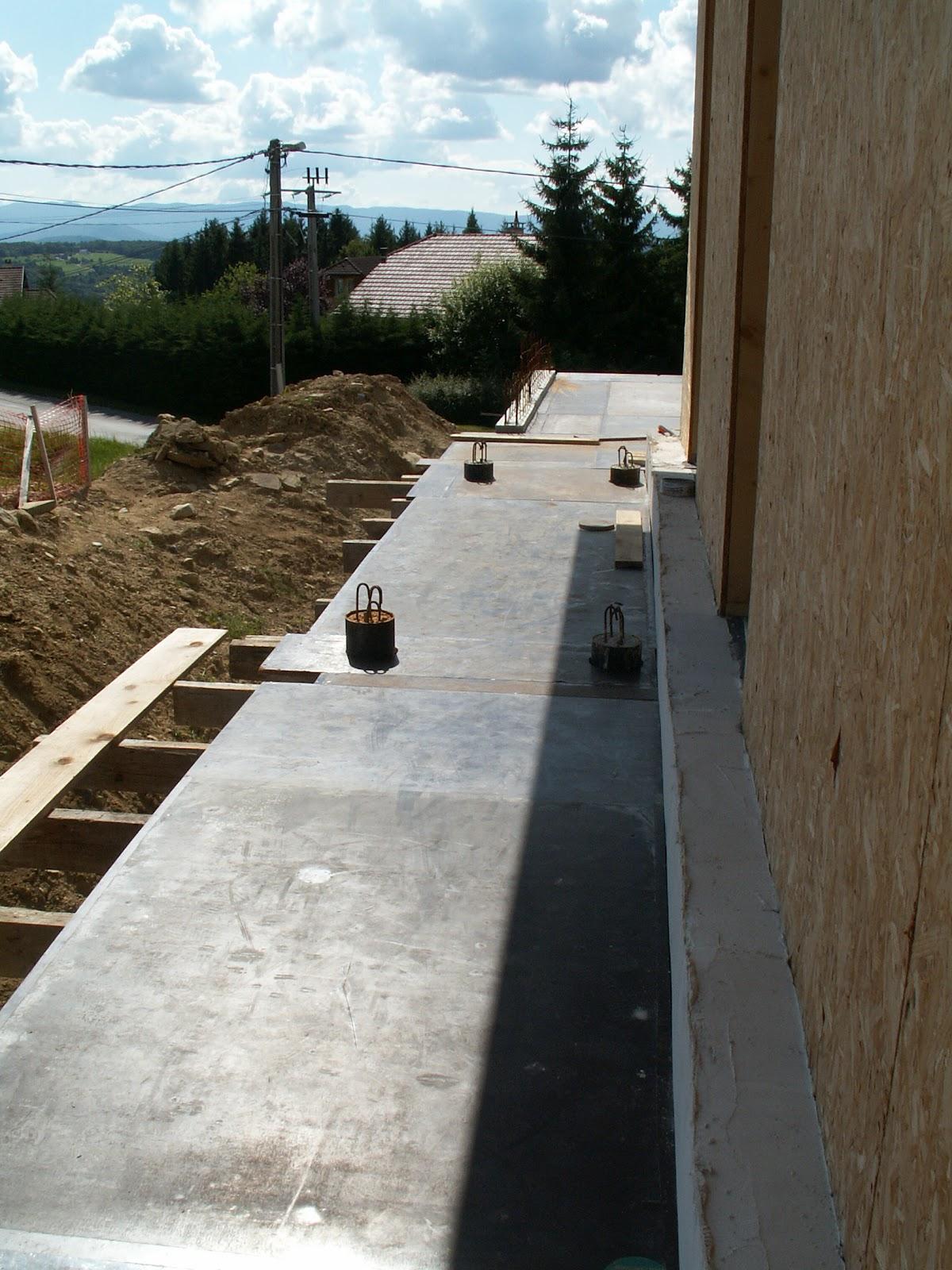 Construction d 39 une maison passive minergie p cruseilles - Protege soleil terrasse ...