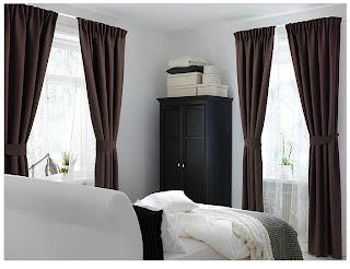cortinas de argollas