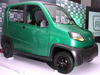 Bajaj Quadricycle Re-60