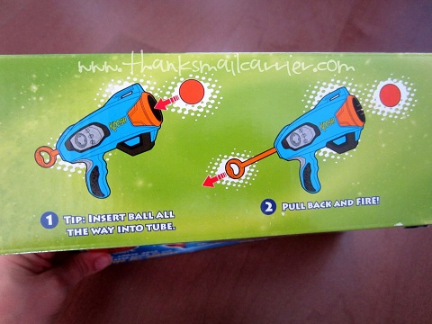 KOOSH STAR SCOUT Ball Launcher instructions
