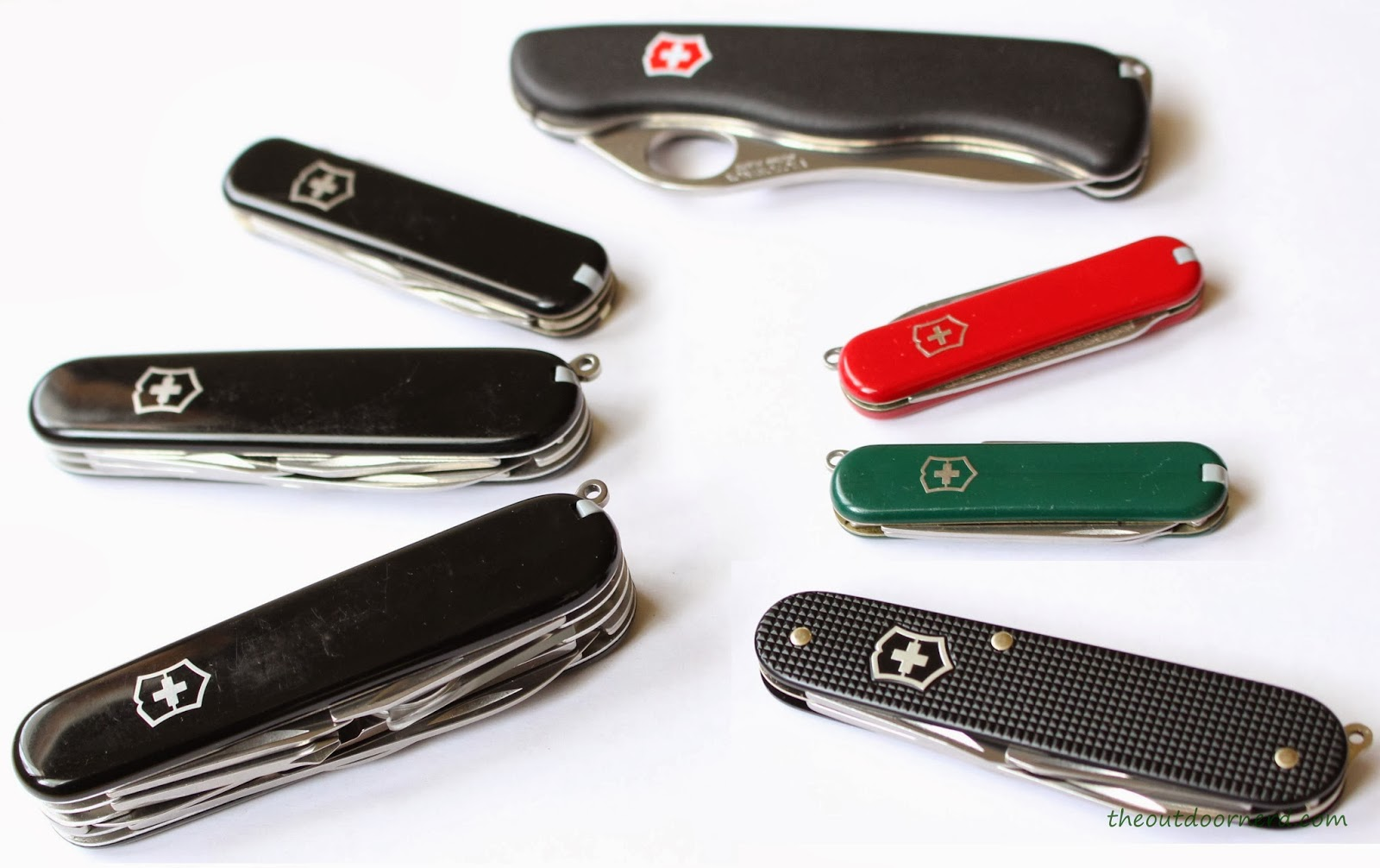 Victorinox Roundup: Explorer, Executive, Tinker, Sentinel, Cadet and Classics
