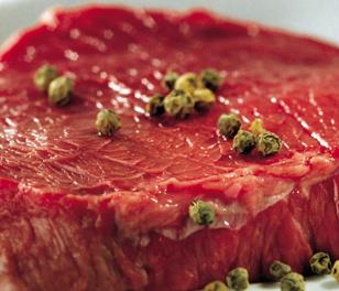 Carne roja, alimentos ricos en hierro