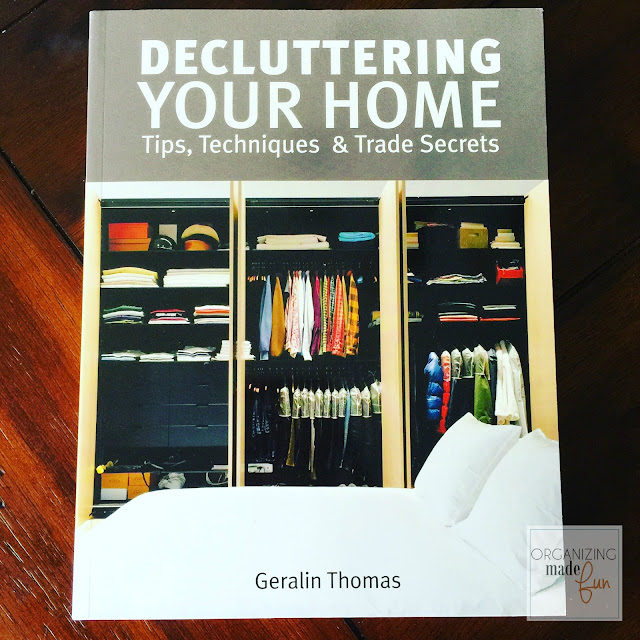 Decluttering Your Home - a book review:: OrganizingMadeFun.com