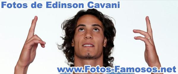 Fotos de Edinson Cavani