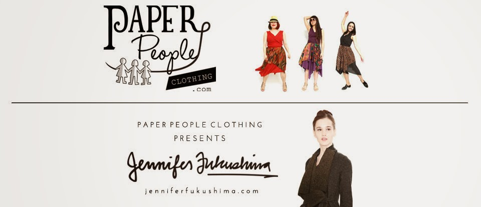 Paper People Clothing