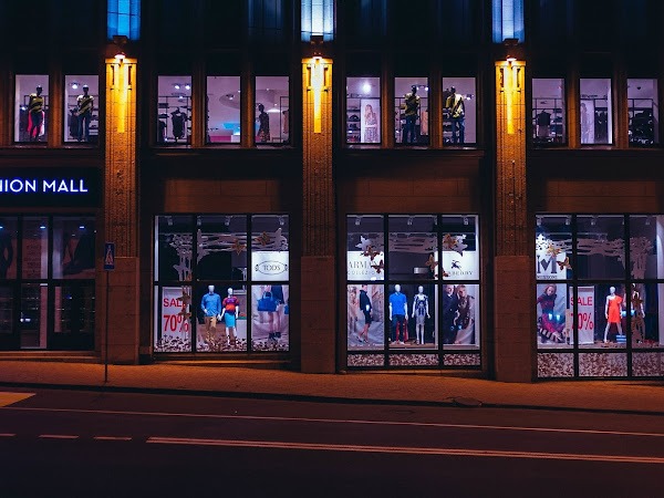 My Top 3 High Street Fashion Retailers