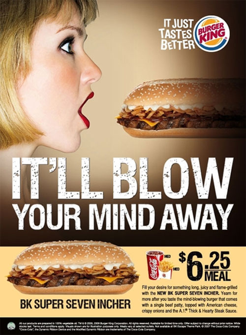 Thoughtbox food ads make you fat