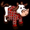 FarmVille Flannel Cow - FvLegends.Com