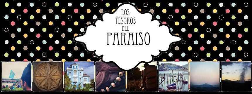 LOS TESOROS DEL PARAISO
